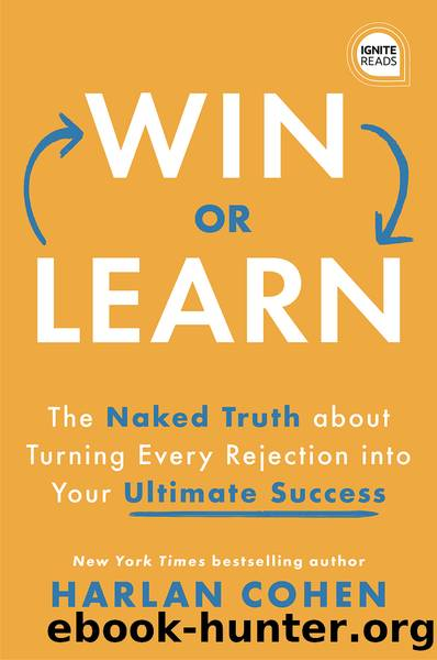 Win or Learn by Harlan Cohen