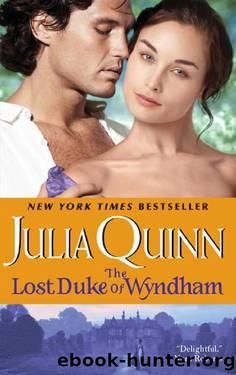 Wyn1 The Lost Duke of Wyndham by Julia Quinn