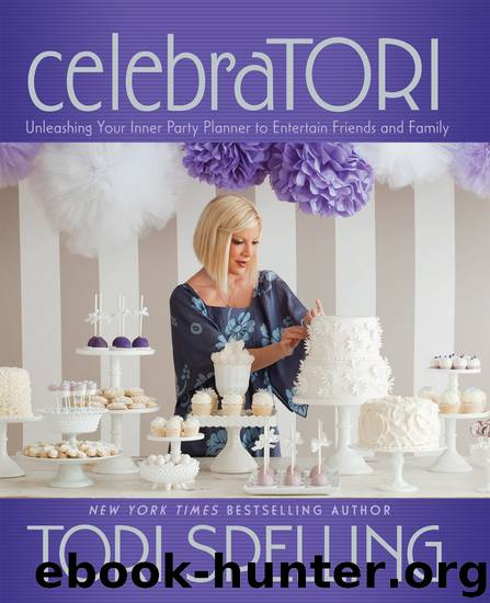 celebraTORI by Tori Spelling